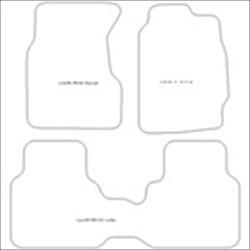 Honda CRV Manual Only Car Mats
